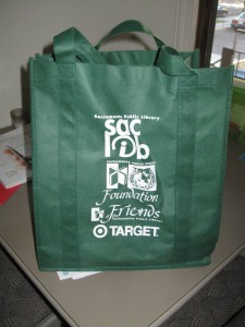 bag, reusable shopping bag