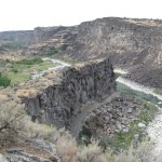 Snake River, Idaho, river, canyon, Shoshone Falls