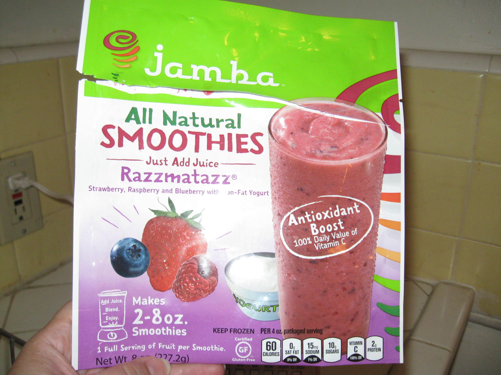 jamba juice smoothies for weight loss