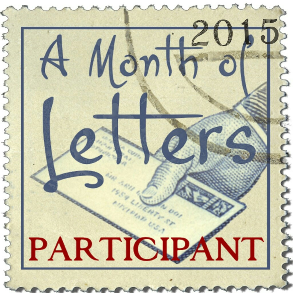 LetterMo, A Month of Letters, letter writing, writing, correspondence