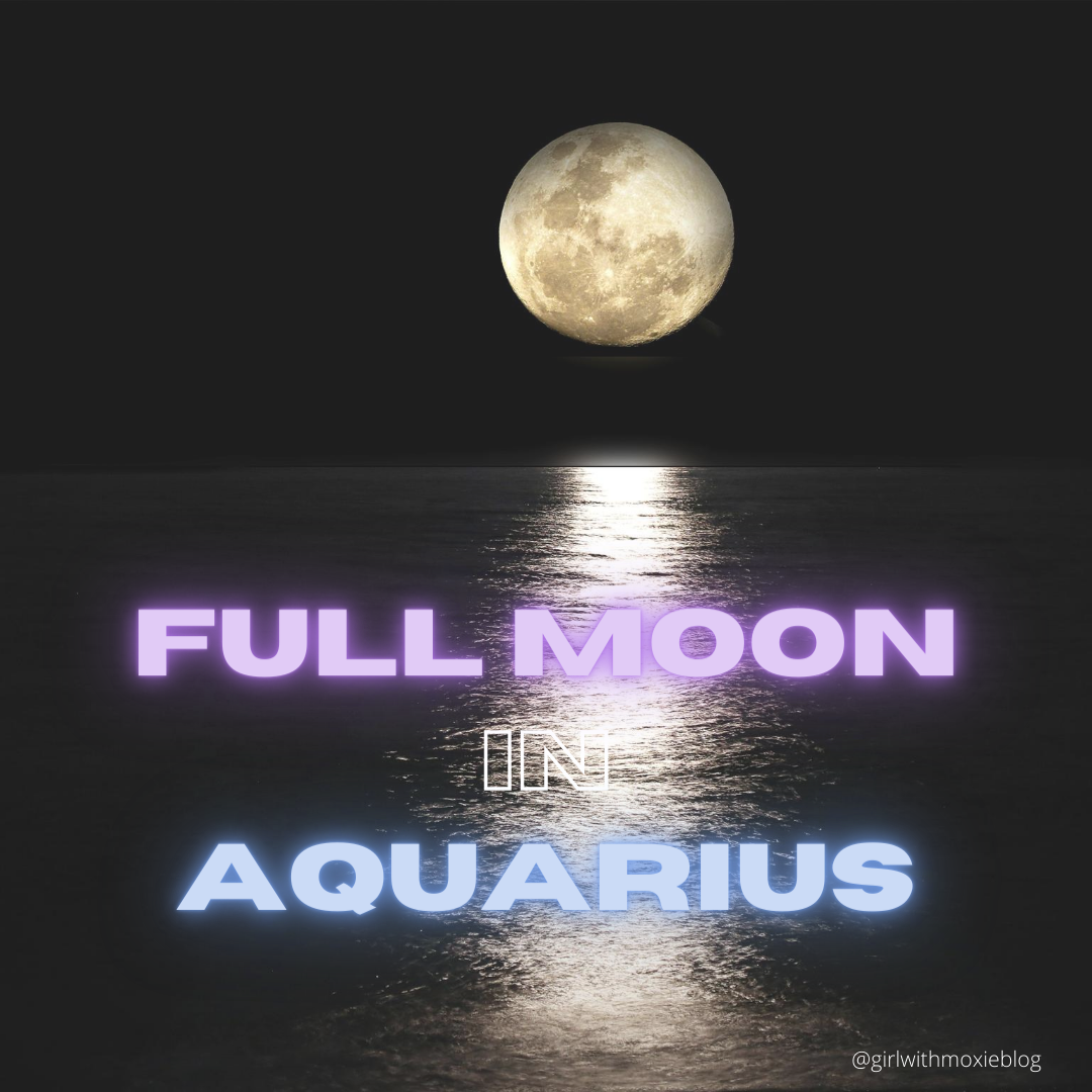 full moon in aquarius, aquarius full moon, aquarius, full moon, moon
