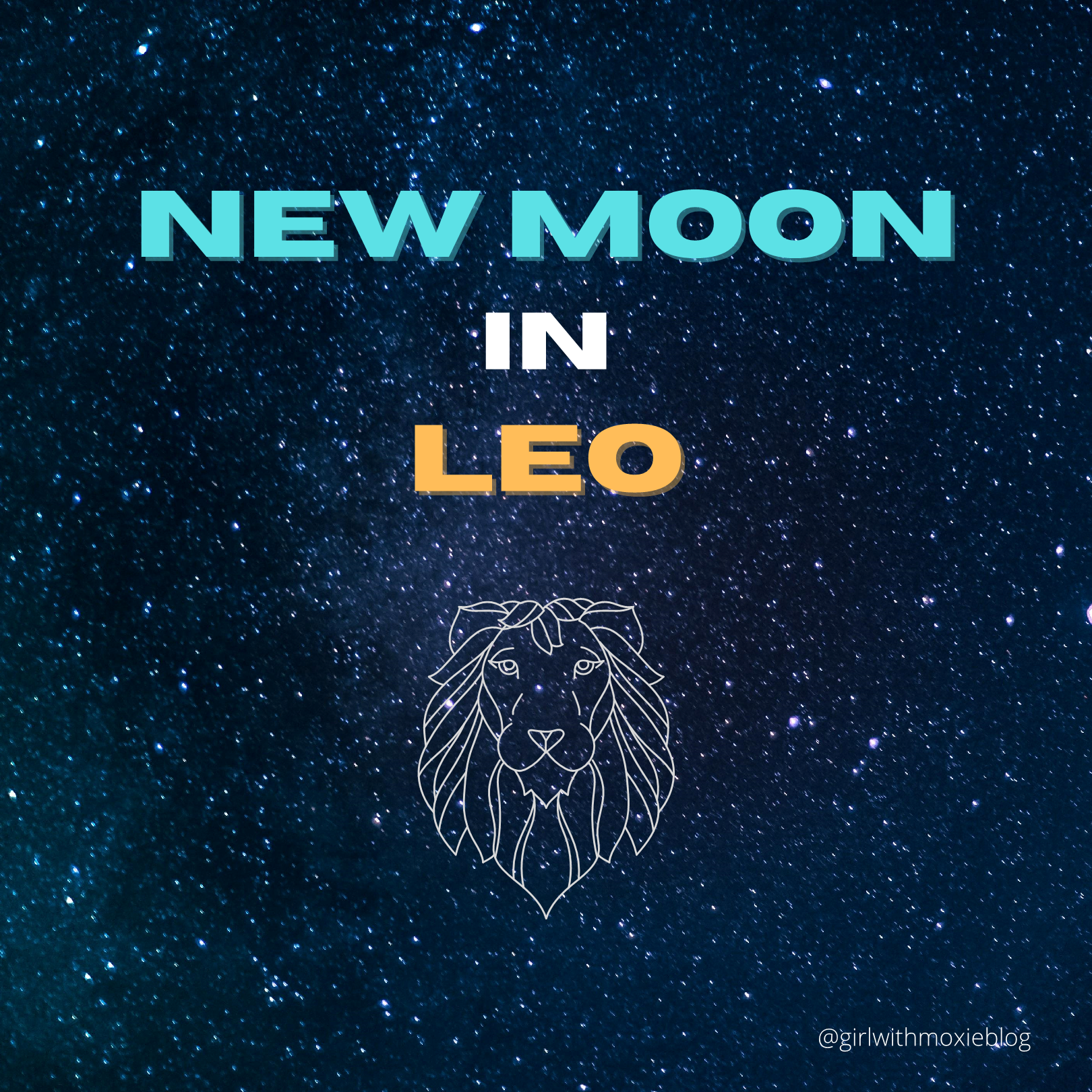 new moon in leo, new moon, leo moon, astrology