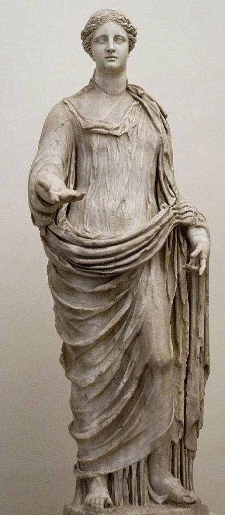 Demeter, Greek goddess of agriculture, Greek goddess, Greek mythology