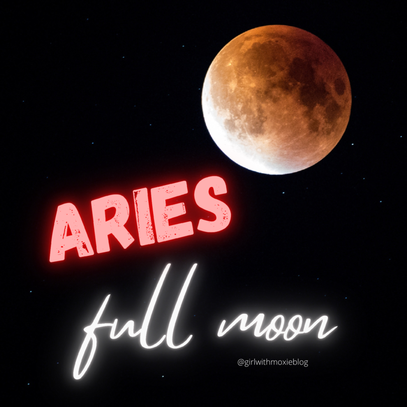 full moon in aries, aries full moon, full moon, aries, moon cycles, moon