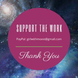 donations, PayPal Me Link, girl with moxie, support the work