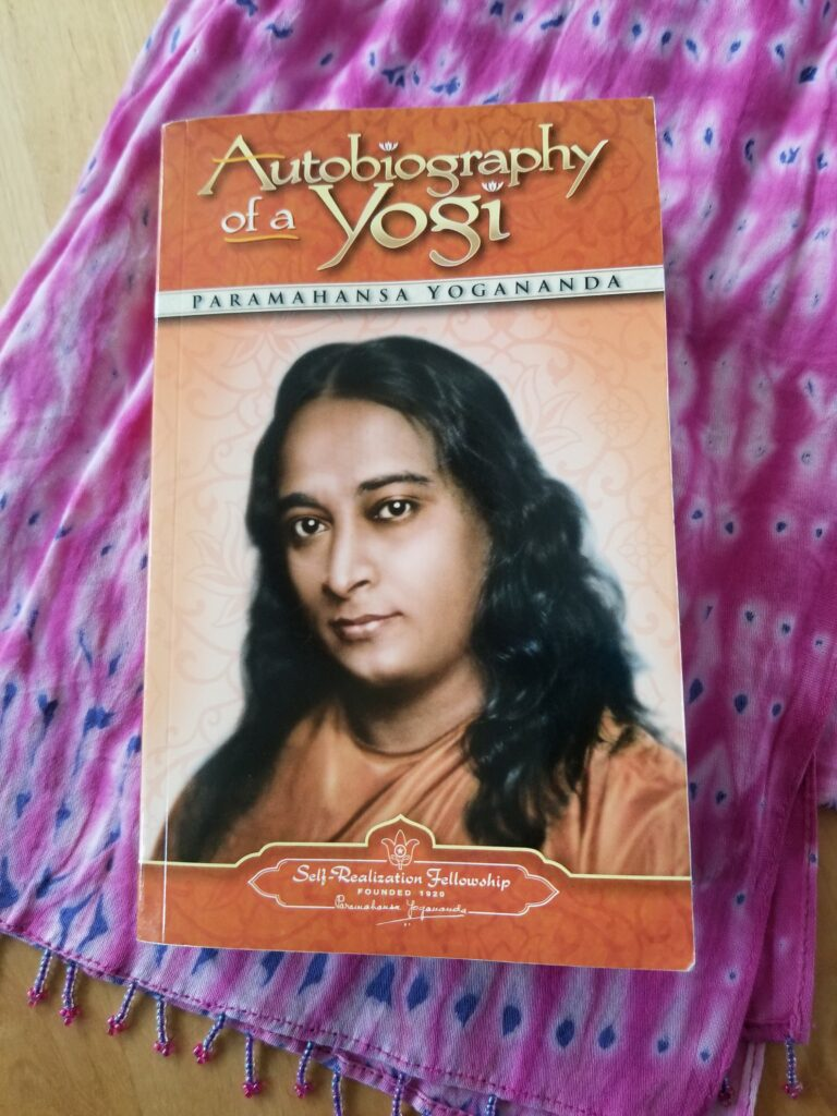 Paramahansa Yogananda, Autobiography of a Yogi, Yogananda, Self-Realization Fellowship, yoga, spirituality, girl with moxie